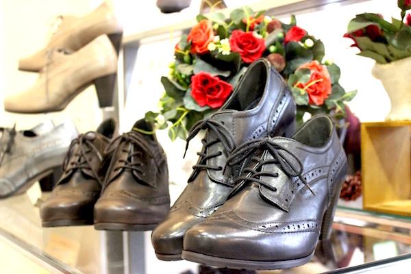 感動を売る靴屋